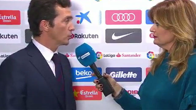 Guillermo Amor confirmó que no habrá pasillo al Madrid