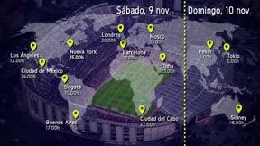 El horario del Barça-Celta