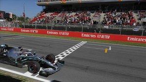 Imagen de archivo del GP de España de 2019