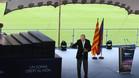 Jordi Moix negocia con el Ayuntamiento