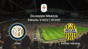 Jornada 12 de la Serie A: previa del duelo Inter - Hellas Verona