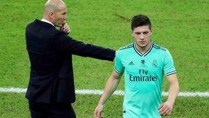 Jovic se saltó la cuarentena por coronavirus en el Real Madrid