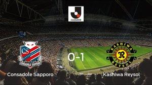 El Kashiwa Reysol se impone al Consadole Sapporo y consigue los tres puntos (0-1)