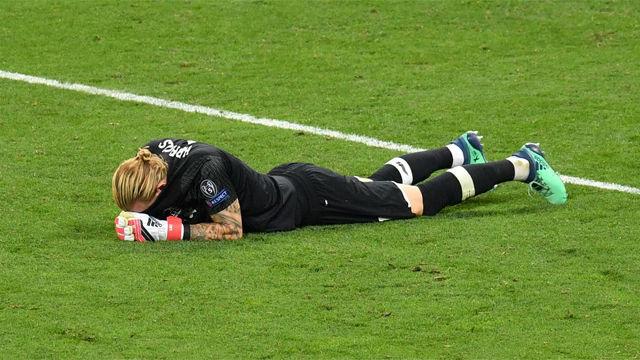 LACHAMPIONS | Real Madrid - Liverpool (3-1): Los dos errores graves de Karius