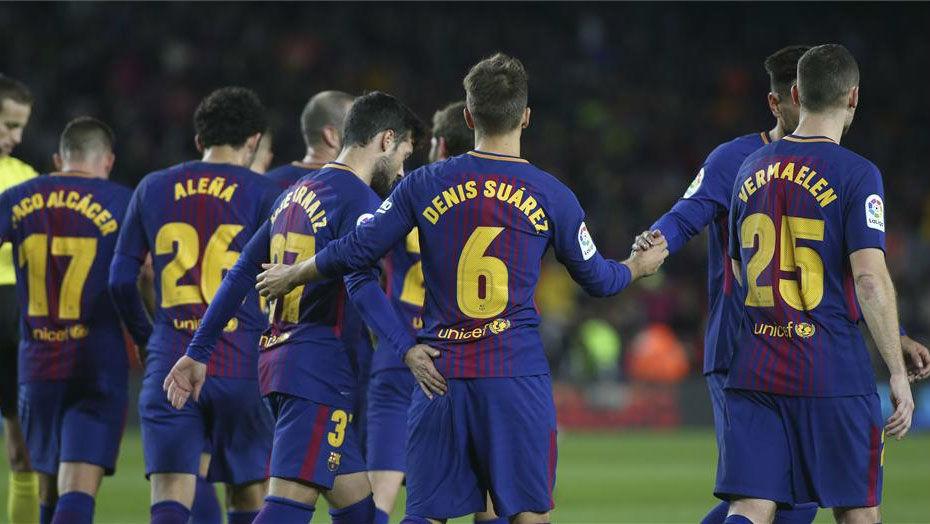 LACOPA FCB | FC Barcelona - Murcia (5-0)