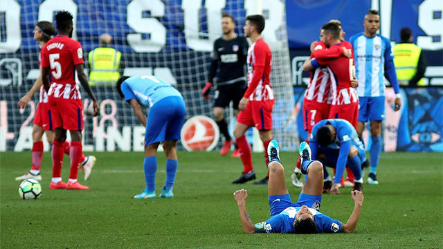 LALIGA | Málaga - Atlético de Madrid (0-1)