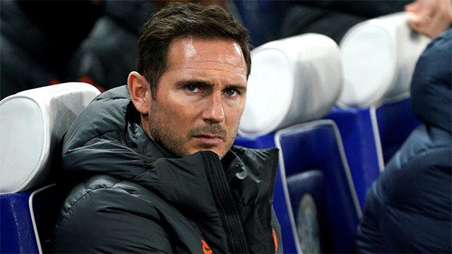 Lampard se pronuncia sobre las palabras de Pedro