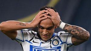 Lautaro dice que en su cabeza solo está el Inter