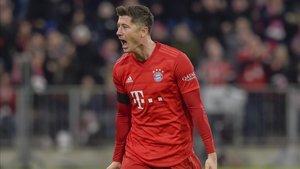 Lewandowski, el goleador más temible de Europa