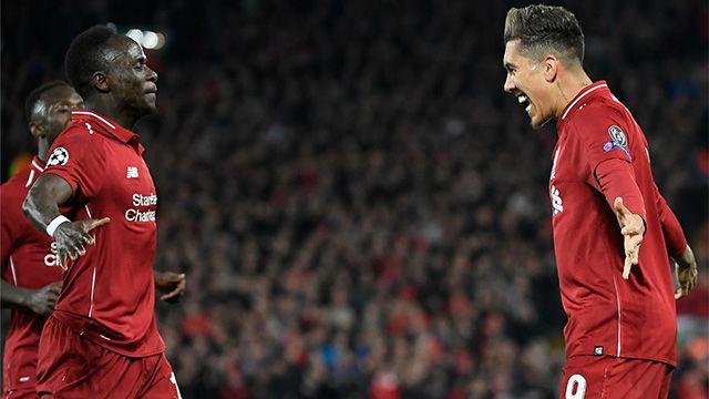El Liverpool somete al Porto en Anfield y pone un pie en semifinales