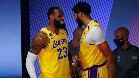 Los Lakers golpean primero en las finales del Oeste