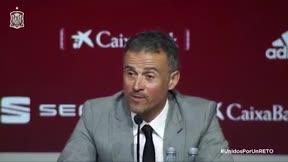 Luis Enrique habla sobre el futuro de Ansu Fati y Dani Olmo en La Roja