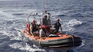 Marc Gasol participó en una operación de rescate de Open Arms