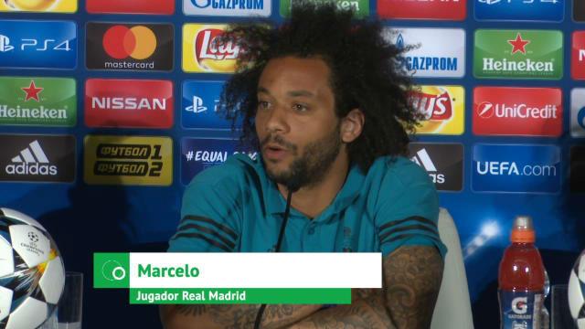 Marcelo: En una final puede pasar de todo