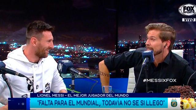 Messi confesó por qué no jugó con River