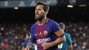 Messi espera ganar una nueva Champions con el FC Barcelona