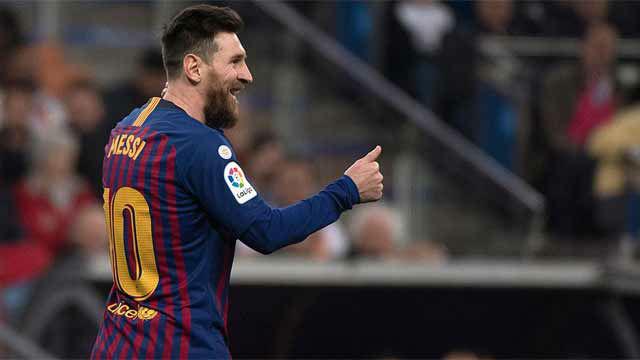 Messi, máximo goleador y asistente del Top 5 de ligas europeas