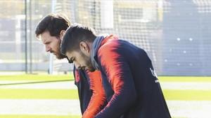 Messi y Suárez acumulan una gran cantidad de partidos