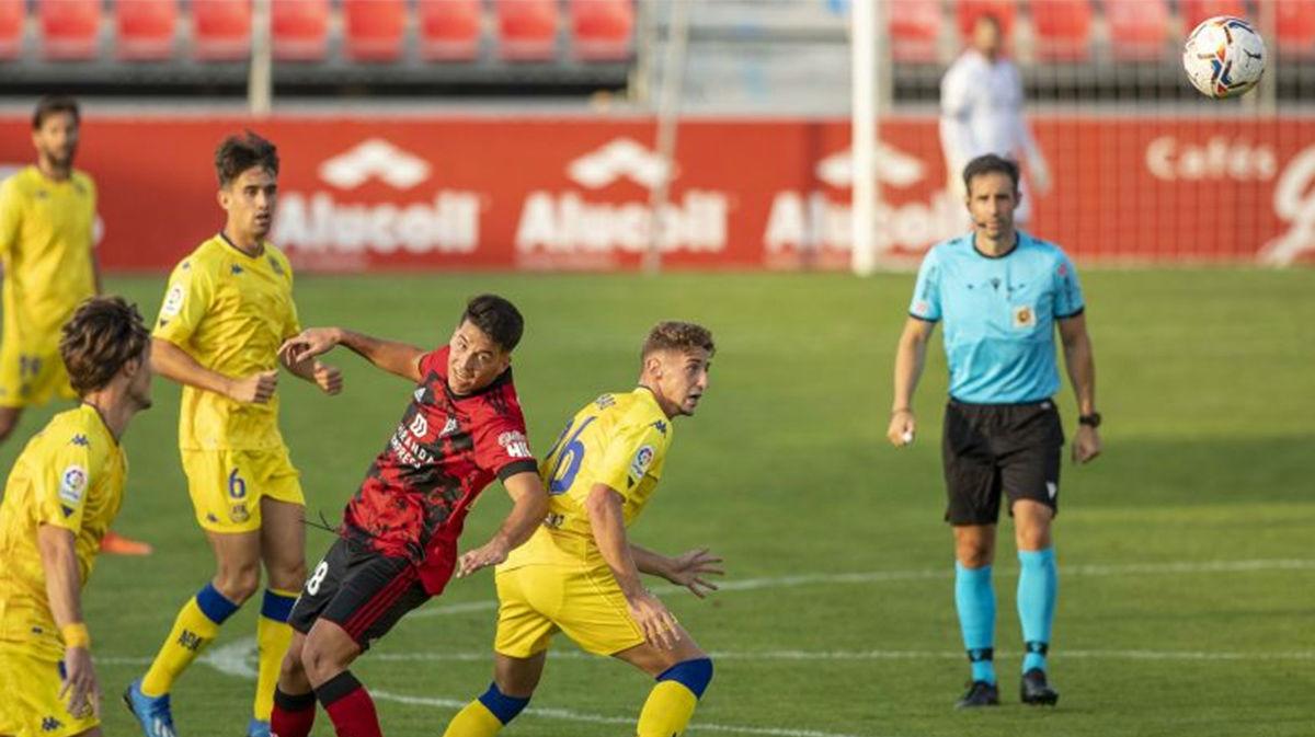 Mirandés y Alcorcón se estrenan sin goles