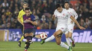 Munir ya no volverá a enfundarse la camiseta del Barça