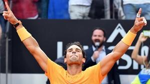 Nadal evita a Djokovic en tercera ronda