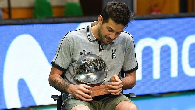 Nico Laprovittola, MVP de la Liga Endesa 2018-19