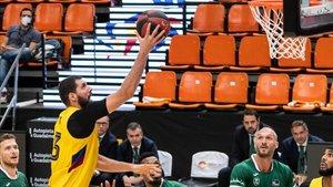 Nikola Mirotic lleva dos partidos sin jugar