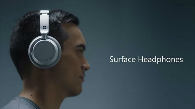 Nuevos Surface Headphones