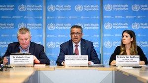 La OMS avisa: la situación del coronavirus en Europa es muy seria