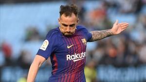Paco Alcácer aún no tiene claro dónde jugará la próxima temporada