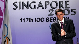 Popov se siente capacitado para representar el comité olímpico ruso