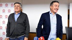 Presidente y entrenador del Ademar de León