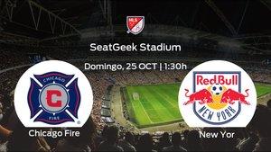 Previa del encuentro: Chicago Fire - New York RB