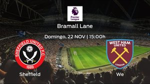 Previa del encuentro: Sheffield Utd - West Ham