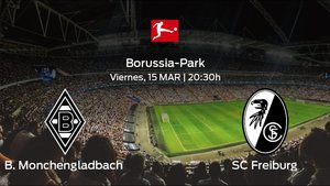 Previa del partido: el Borussia Monchengladbach recibe al SC Freiburg en la vigésimo sexta jornada