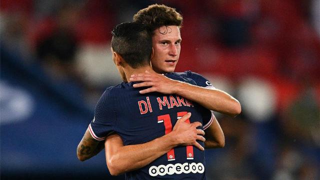 El PSG comienza a carburar y vence sin problemas al Niza