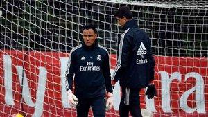 El Real Madrid tiene un problema en la portería