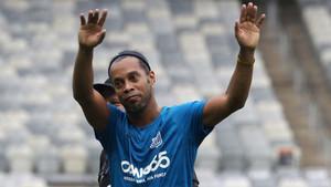 Ronaldinho ya avista su adiós definitivo a los terrenos de juego
