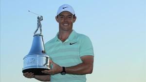 Rory McIlroy volvió a ganar un torneo en el Arnold Palmer Invitational