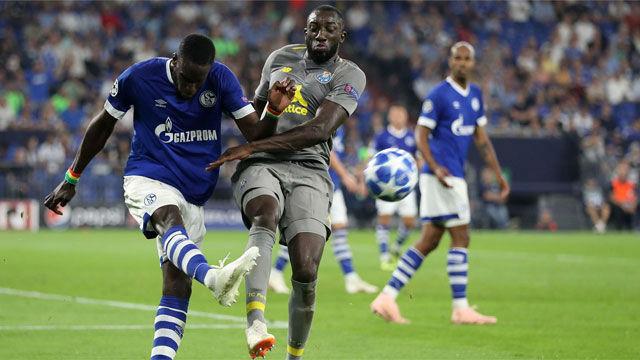Schalke y Oporto empatan en Alemania
