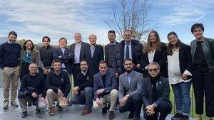 Siete clubs del área de Barcelona unen esfuerzos para promocionar el golf