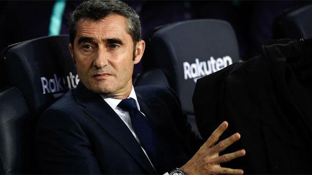 Valverde atendió a los medios tras la victoria ante la Real Sociedad