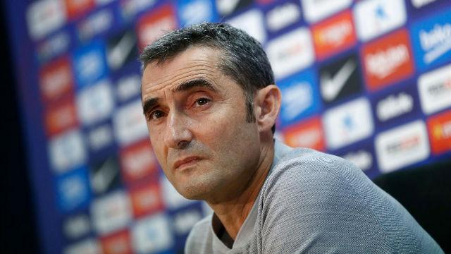 Valverde: El tema de los partidos en EEUU está un poco verde
