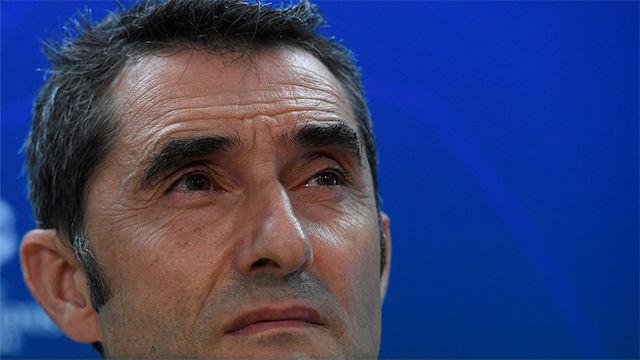 Valverde: No me da urticaria la Messidependencia