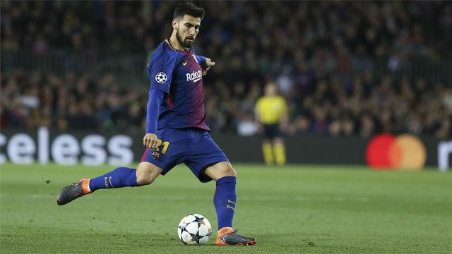 VIDENOTICIA SPORT: La lesión de André Gomes complica su salida del Barça