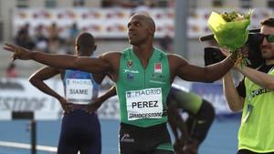 Yunier Pérez ha tenido un debut inmejorable como español